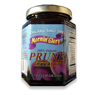 "Organic Prune Extract - ""Miracle in a Jar"""